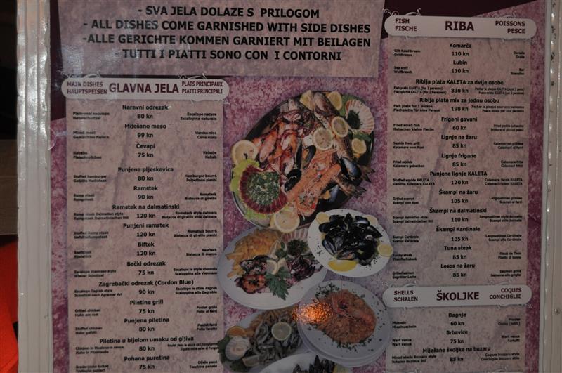 Nazwy Potraw Na Chorwacji Tlumaczenie